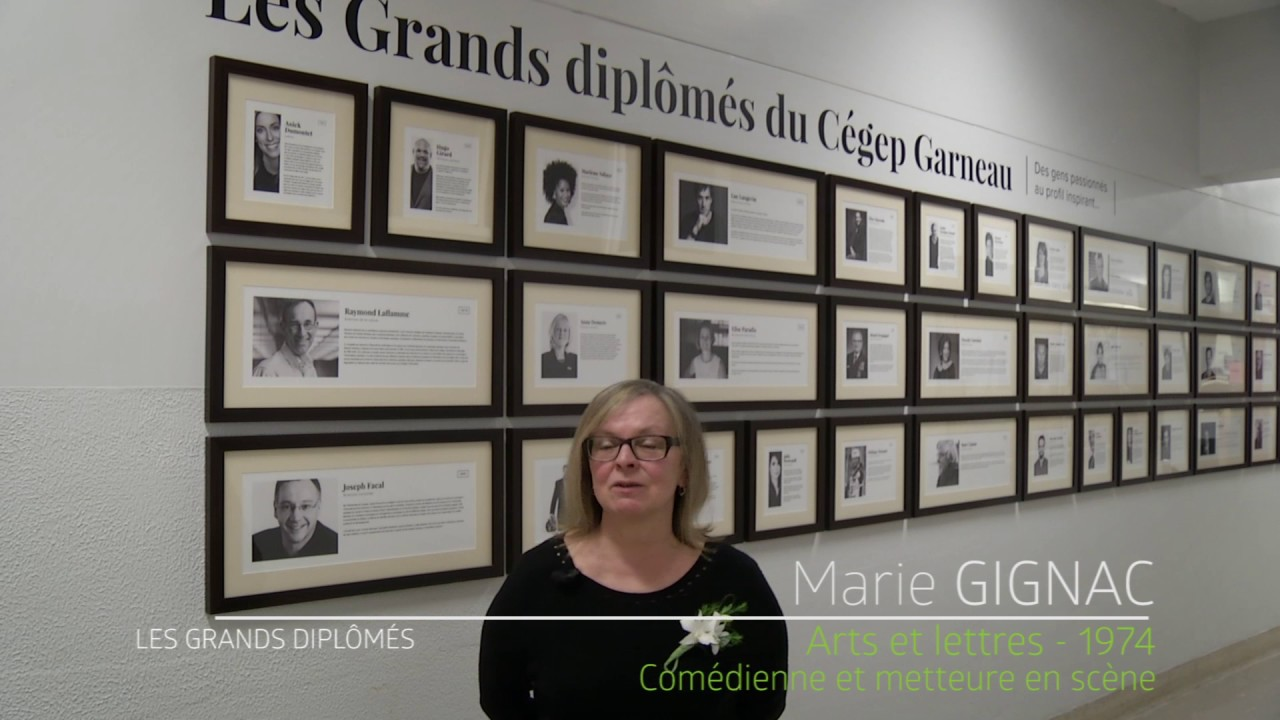 pictures Marie Gignac
