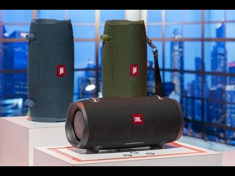 ces 2018 jbl go 2 jbl clip 3 jbl xtreme 2 le novit di. Black Bedroom Furniture Sets. Home Design Ideas