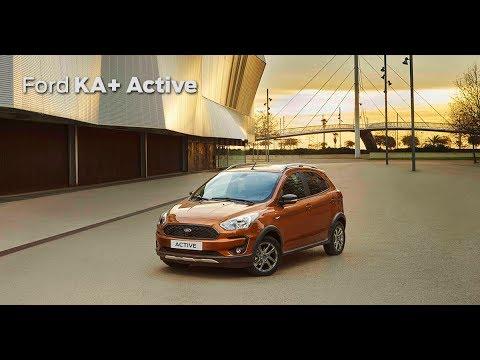 Nuova Ford Ka Active