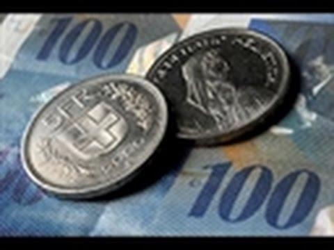Franc's Surge Versus Euro, Dollar Hampers Swiss Exports
