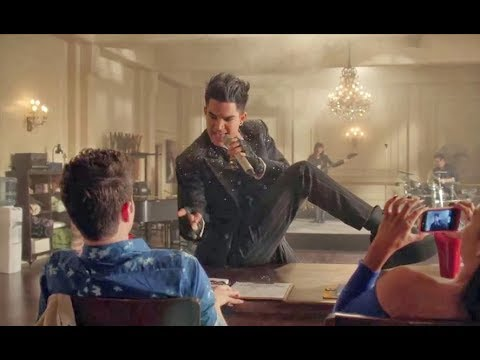 Adam Lambert - Marry The Night (Lady Gaga Cover on GLEE)