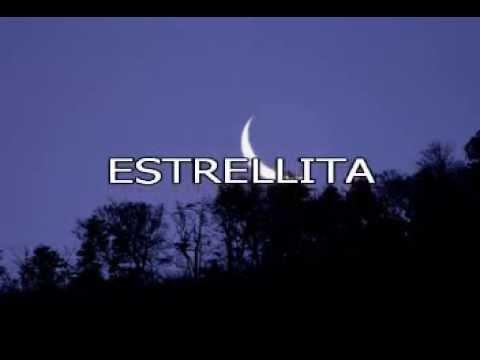 Estrellita.  De: Manuel María Ponce