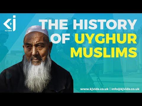 The HISTORY of UYGHUR Muslims - KJ Vids
