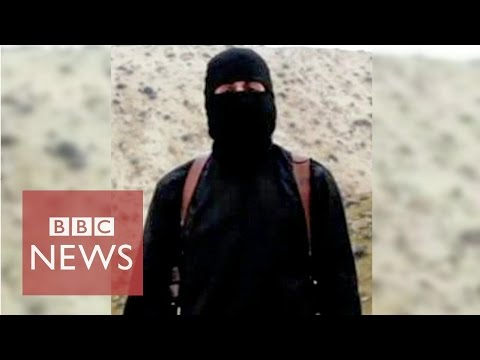 Islamic State: 'Jihadi John' named as Mohammed Emwazi