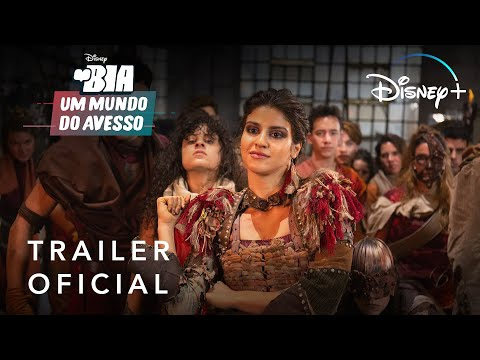 Bia: Um Mundo do Avesso   Trailer Oficial   Disney+