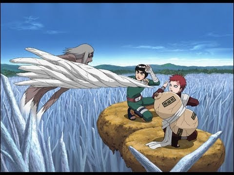 Gaara Vs Kimimaro - Blue Stahli Scrape - | Full Fight HD ... Gaara And Lee Vs Kimimaro Full Fight