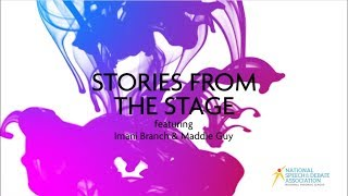 Stories From the Stage: Imani Branch & Maddie Guy