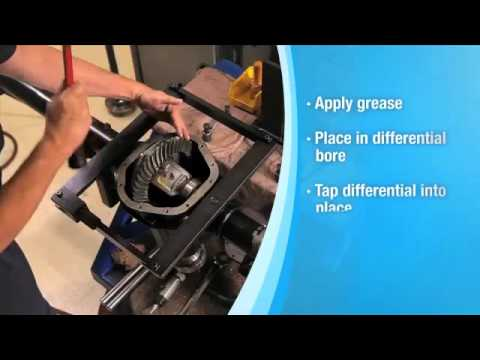 Ask the Expert - Tech Tips for Rebuilding Genuine Dana Axles