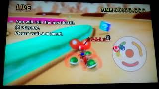 Camera test (Wii working again)