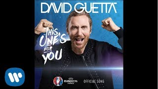 David Guetta - This One's For You (Instrumental) ft. Zara Larsson