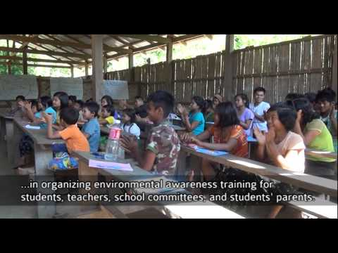 Karen Student Fellowship and Environmental Awareness Training, Mergui-Tavoy District, Karen State