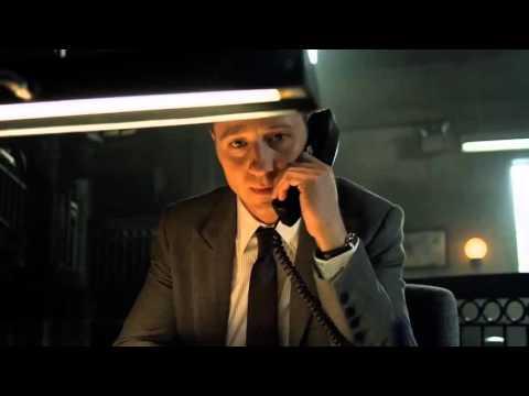 Gotham 2x02-G.C.P.D Massacre