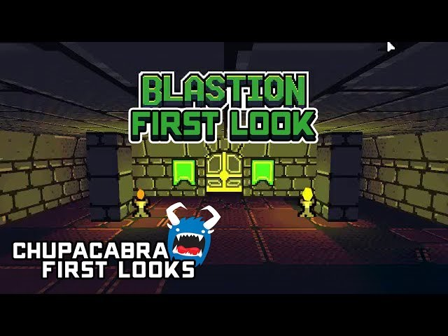 Blastion First Look - A Familiar Dungeon Crawling Adventure!