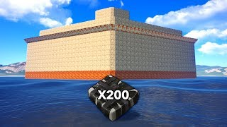 RAIDING the BASE THAT TOOK 200 C4...