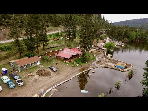 RDOS Spring Flooding   Video Update   May 23, 2018