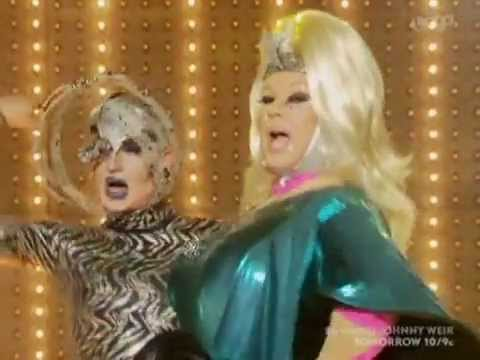 RPDR SEASON THREE EPISODE 03 - DELTA WORK VS PHOENIX