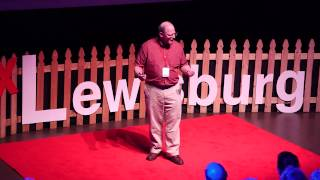 Everything I know about public service I learned hitchhiking | John Manchester | TEDxLewisburg