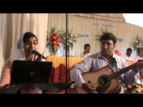 Yesuvil En Thozhane Kanden sung by Kezia Stella Daniel (Kechu)