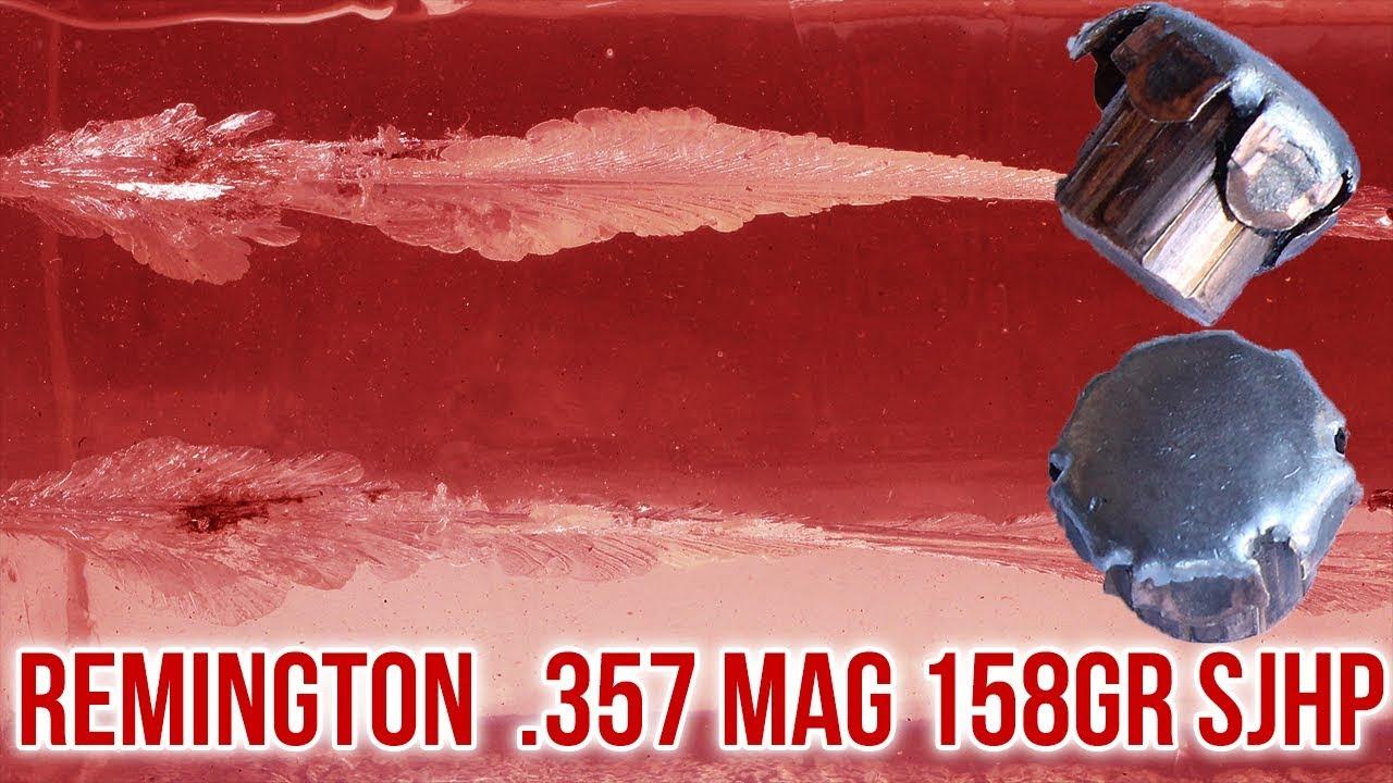 .22 ballistic magnum Makarov gelatin ballistic penetration