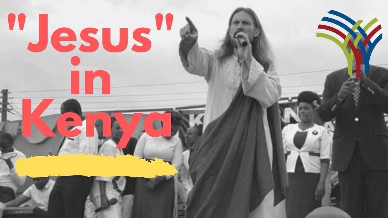 In Case You Missed it, Jesus Christ Visited Africa This Weekend!