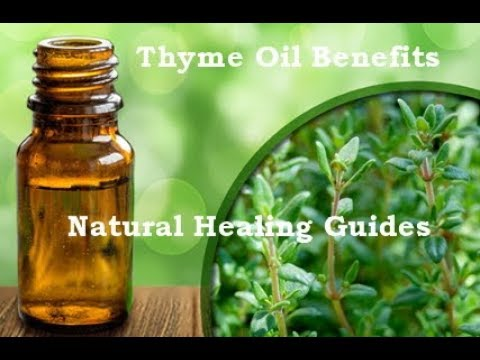 thyme-essential-oil:-5-medicinal-uses-&-health-benefits
