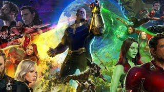 Трейлер Мстители Война Бесконечности/тот самый слитый трейлер.