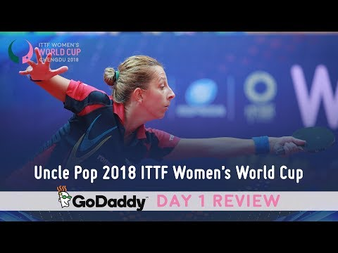 2018 ITTF Women's World Cup | Day 1 Review presented by GoDaddy