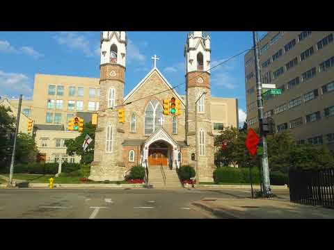 GRAND RAPIDS MICHIGAN TOUR PART 1