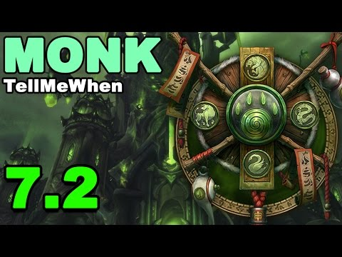 Monk TMW Profile for Patch 7.2 w/Download