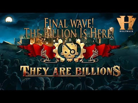 They Are Billions ► Final Wave BEATEN 100% - The Dark Moorland + Afterthoughts