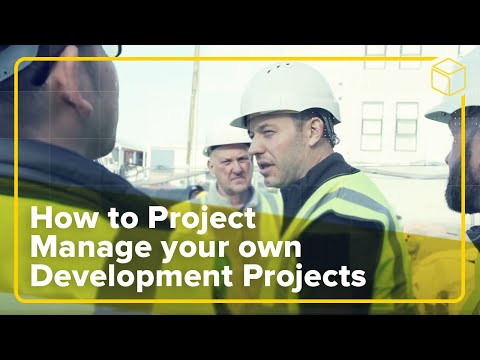 How to Project Manage your own Development Projects