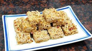 芋絲最好吃的做法,香脆美味的廣式糕點,一口下去滿嘴香【潮州山哥】