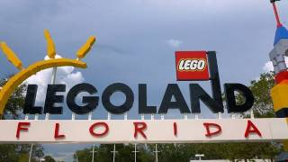 LEGOLAND FLORIDA COMPLETE WALKTHROUGH AND PARK TOUR