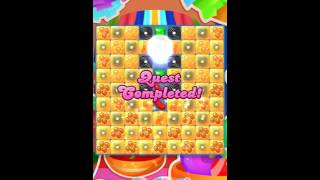 Candy crush soda saga level 855(HARD LEVEL)