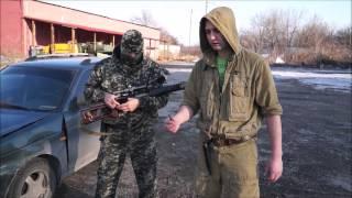 Говорит 'Москва'  на Донбассе будут производить собственные бронежилеты 'Сталкер' 20 02 2015(На Донбассе будут производить бронежилеты собственного производства