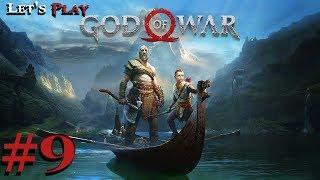 God of War (2018) PS4 - Part 9 - Stuff & I Hate Sirgun