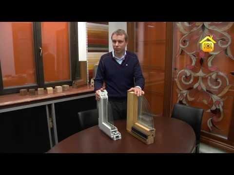 видео: Фабрика Окон рассказывает о деревянных окнах телеканалу forumhousetv