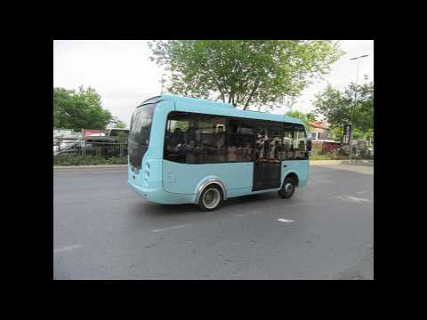 Istanbul  bus service