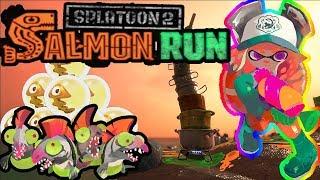 SPLATOON  2 ~~SALMON RUN ~~[FR]