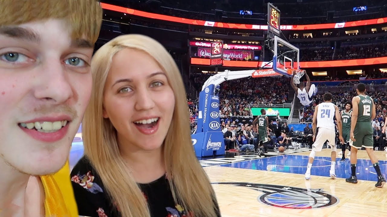 court-side-seats-to-an-nba-game
