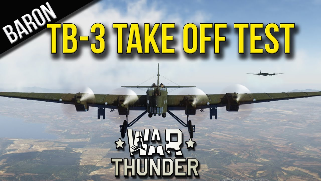 how to get the tb 3 in war thunder