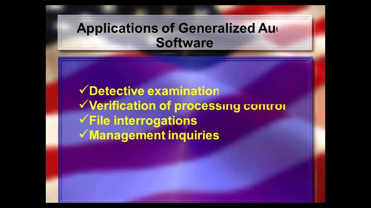 IDEA Software Training via Practical Application - AuditNet