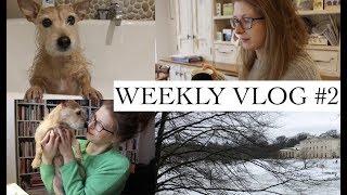 Weekly Vlog #2 | Jen Campbell