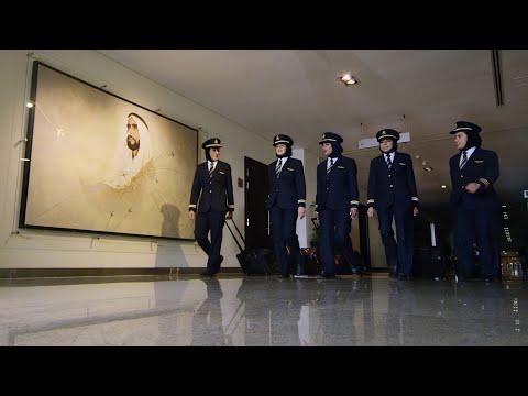 Emirati pilots fly high for Emirati Women's Day   Emirates Airline