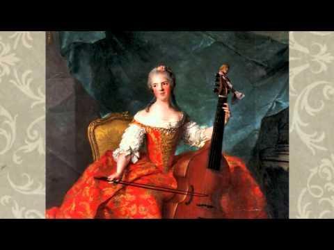 Fantaisie D-Major by Marin Marais