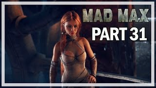 Mad Max Gameplay Walkthrough Part 31 Gas Town Race - Let