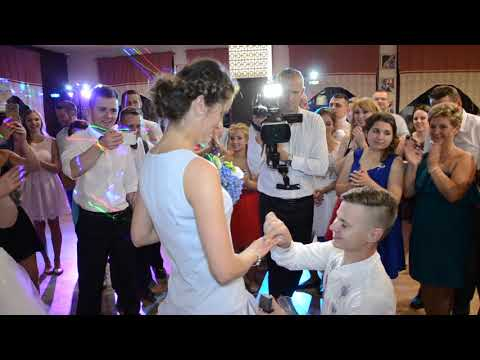 Oświadczyny w trakcie wesela Dj YGO |  DOLNY ŚLĄSK  | WROCŁAW
