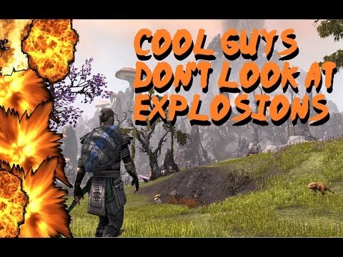 ESO - Cool Guys Don't Look At Explosions - YouTube