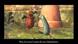 Ratatouille Movie Game Walkthrough Part 1 (Wii)