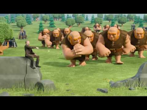 Clash Of Clans: Movie Animation! (2016 Special)